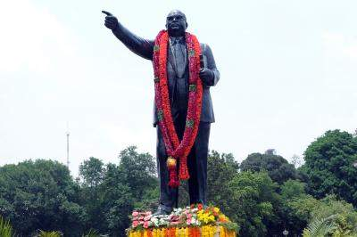 Clash over Ambedkar statue on govt land in UP