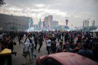 Egypt changes face of revolution's iconic plaza