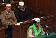 Delhi has had only four women cabinet ministers since 1993 (Lead)