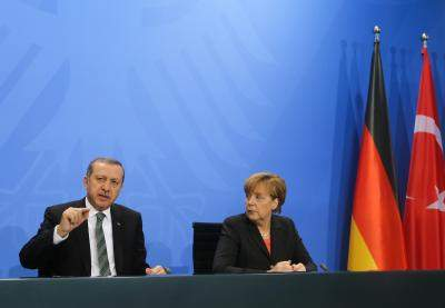 Turkey, Germany discuss escalation of tensions in East Med
