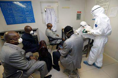 Ebola infects 28 people, kills 11 in Guinea, DRC