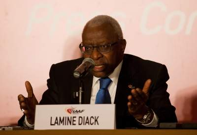Former IAAF President to be tried in France