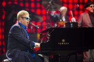 Elton John recalls time he thought he saw god