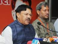 BJP brought fight to one-sided Delhi polls: Shyam Jaju (IANS Interview)