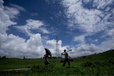 Rural India, a bright spot which cannot light up the whole economy