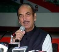 BJP did not take action on leaders who called Mahatma's killer a 'patriot': Azad (Lead)