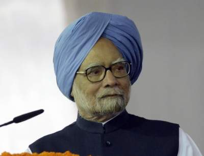 Manmohan Singh under CRPF's Z+ security cover from Monday (I...