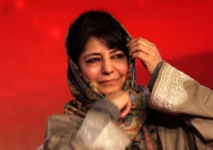 People's Democratic Party president Mehbooba Mufti  (Photo: IANS)