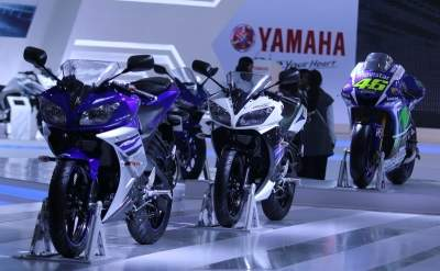 Yamaha Motor suspends production at two Indian plants