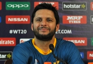 Afridi named icon player for Euro T20 Slam (Lead)