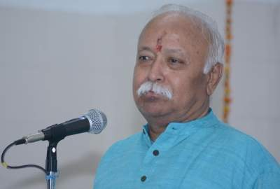 Rights come along with duties: RSS chief on R-Day (Lead)