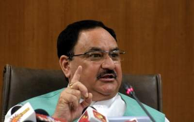 Nadda discusses relief work for Cyclone Tauktae with BJP MPs, MLAs