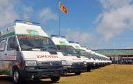 Ambulance drivers at forefront in fight against COVID-19