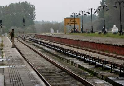 Ali Baba's fortune being spent on J&K's road & rail connectivity