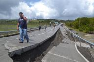 Two earthquakes jolt Chile