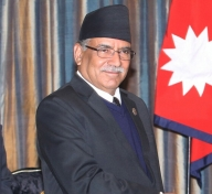 No peace would prevail in Nepal if India not positive: Prachanda