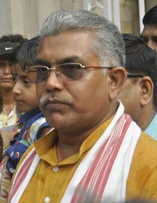 Bengal is second Kashmir: Dilip Ghosh