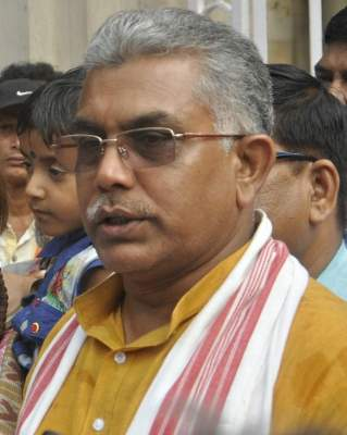 Now BJP's Dilip Ghosh barred from campaigning for 24 hours