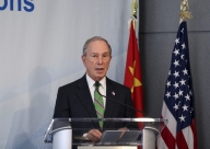 Bloomberg to fill gaps on US climate actions