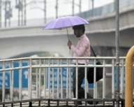 Rain in Delhi brings respite from intense heat