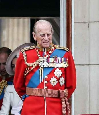 Prince Harry back in UK ahead of Prince Philip's funeral