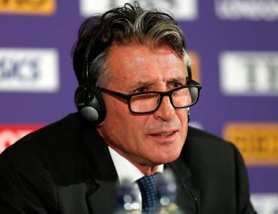World Athletics chief Coe believes Olympics will be held