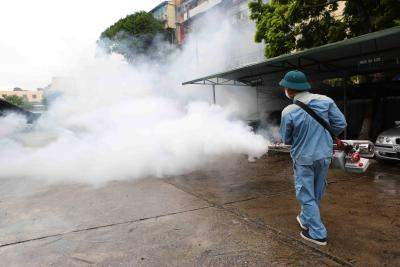 Global warming may limit spread of dengue fever: Study