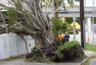 Hundreds still without power in Florida due to storm