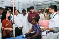 Telangana hospitals overcrowded with dengue patients