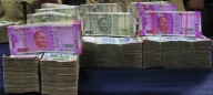 Fake notes of Rs 2.5 lakh face value seized in Kolkata