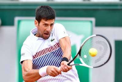 Djokovic remains world No. 1 despite loss in Rome