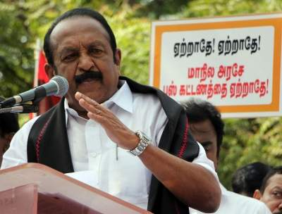 Tamil Eelam state can be 'political, economic, defence base for India': Vaiko