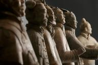 Mausoleum in China housing Terracotta Army reopens