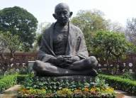 Gandhi's 'experiments with truth' at Jerusalem Biennale