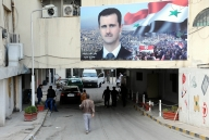 Presidential campaigns start in Syria