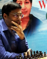 In chess you don't beat the board, you beat the player: Anand
