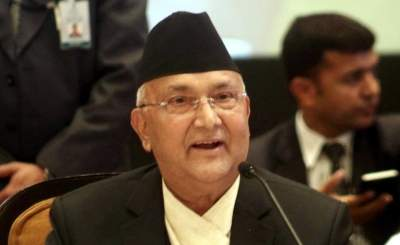 Nepal PM Oli's floor test in Parliament on Monday