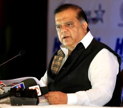 Don't see new private sponsors for Oly sports for next 1 yr: Batra (Lead)