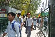 Children drop out of schools as child lifting rumours fly in UP