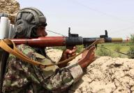 Afghan forces evict Taliban from around Kunduz city
