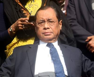 Ex-judge to probe conspiracy angle in CJI sexual harassment ...