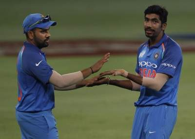 Rohit, Bumrah in ICC's WC XI, no place for Kohli
