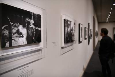 NGA remembers photographer Robert Frank
