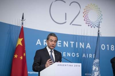 China: India's absence at BRI won't affect ties (Lead)