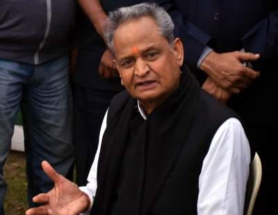Rajasthan CM raises state's oxygen crisis with PM