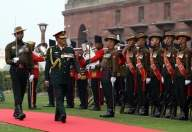 Nepal Army chief self-quarantines after staff tests Covid-19 positive