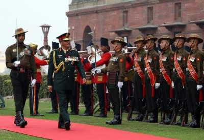 Nepal Army chief self-quarantines after staff tests Covid-19...