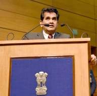 NITI Aayog chief lauds Indian firm's COVID-19 test kit