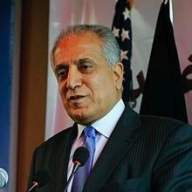 Khalilzad holds talks with Pak FM on Afghan peace process