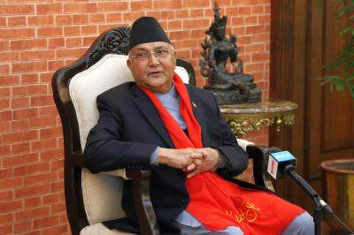 Section of Nepal PM's party members won't attend floor test
